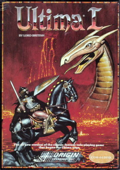 Box von Ultima I - The First Age of Darkness