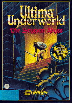 Box von Ultima Underworld - The Stygian Abyss